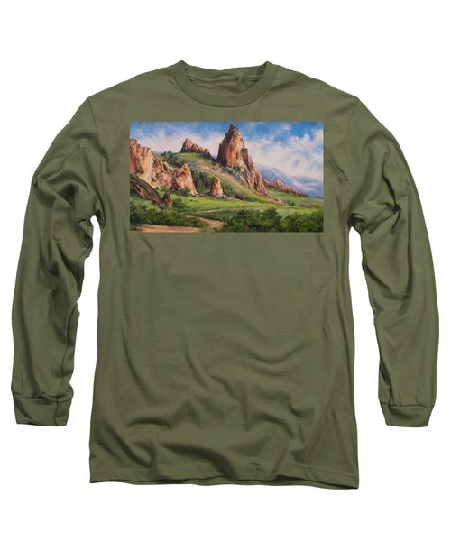 Central Oregon Long Sleeve T-Shirt