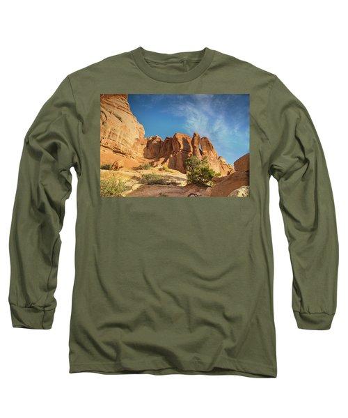 Chesler Sunset Long Sleeve T-Shirt