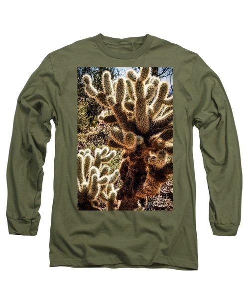 Cholla Cacti Long Sleeve T-Shirt
