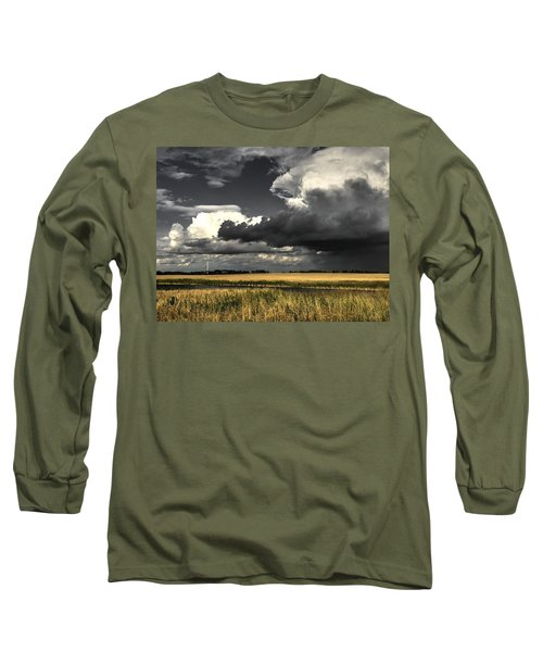 Cloud Long Sleeve T-Shirt