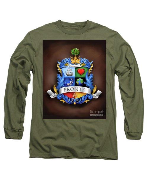 COA Long Sleeve T-Shirt