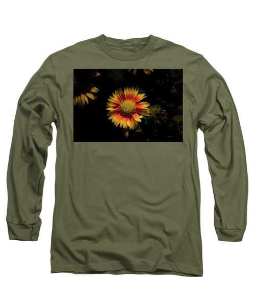 Long Sleeve T-Shirt featuring the photograph Coneflower by Jay Stockhaus