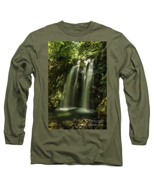Cool Down Long Sleeve T-Shirt by Nick Boren