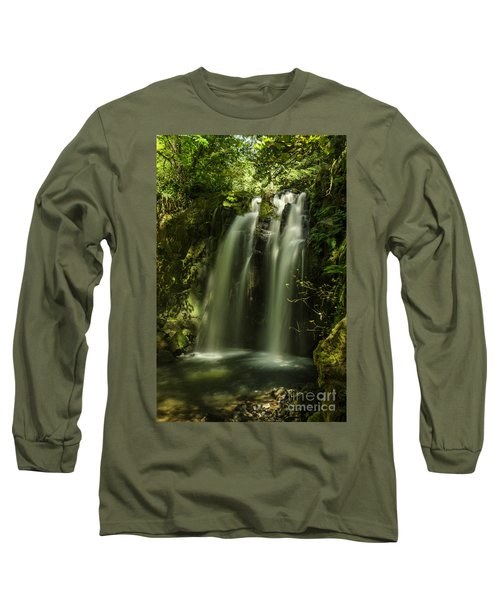 Cool Down Long Sleeve T-Shirt