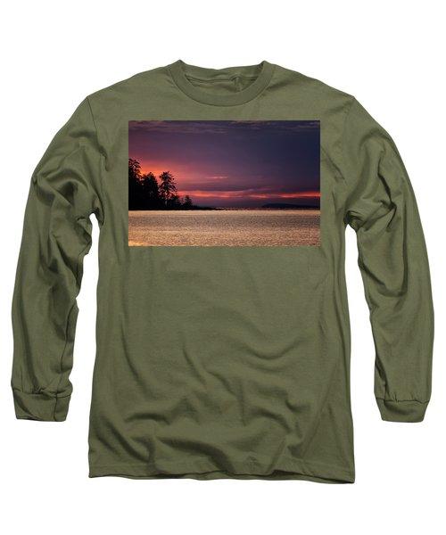 Craig Bay Sunset Long Sleeve T-Shirt