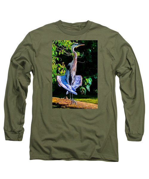 Crazy From The Heat 2 Long Sleeve T-Shirt