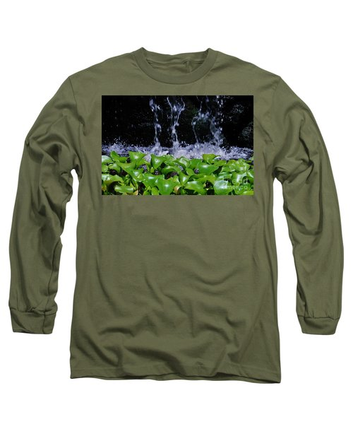 Dancing Water Long Sleeve T-Shirt