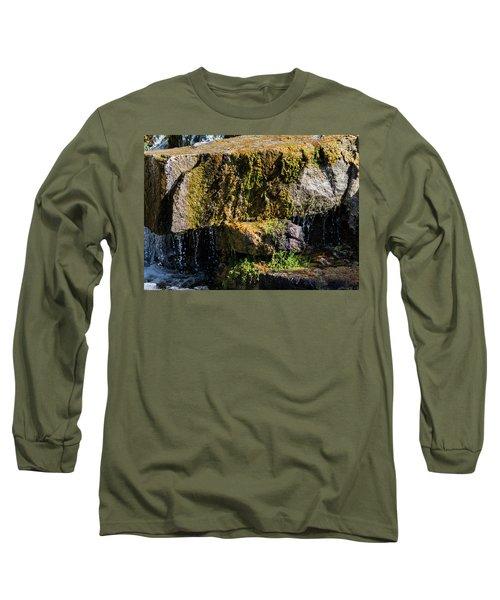 Desert Waterfall 2 Long Sleeve T-Shirt