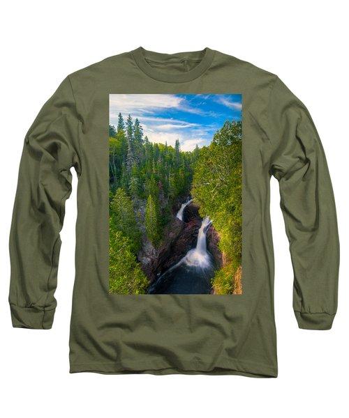 Devil's Kettle  Long Sleeve T-Shirt