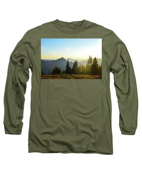 Dickerman Sunset Long Sleeve T-Shirt