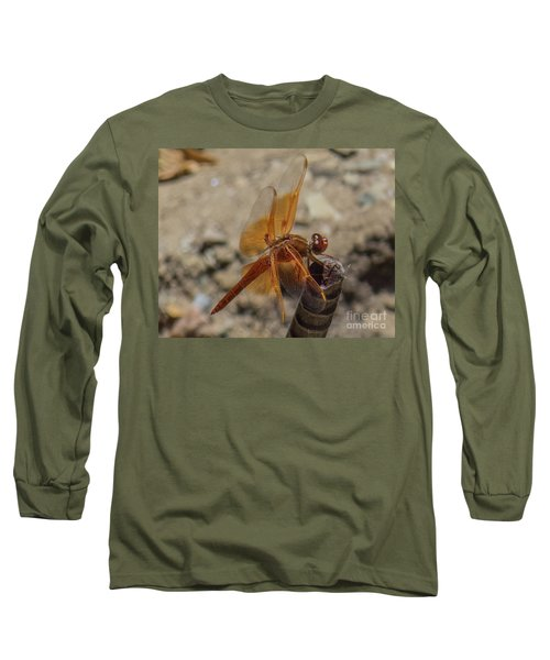Dragonfly 18 Long Sleeve T-Shirt