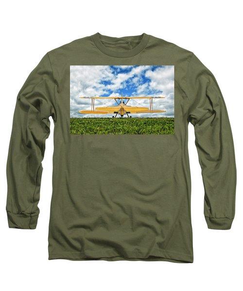 Dreaming Of Flight Long Sleeve T-Shirt