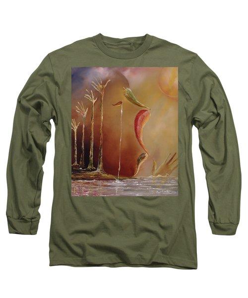 Earth Crisis Long Sleeve T-Shirt
