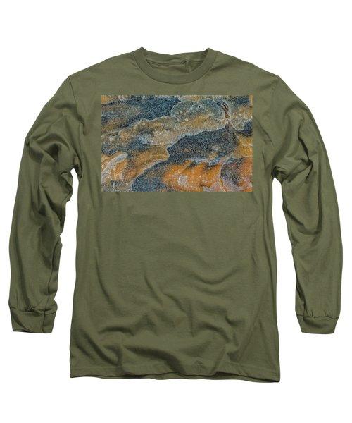 Earth Portrait 283 Long Sleeve T-Shirt