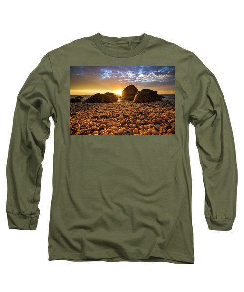 East Marion Sunset Long Sleeve T-Shirt
