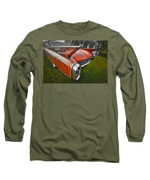 Eldorodo Long Sleeve T-Shirt by Jerry Golab