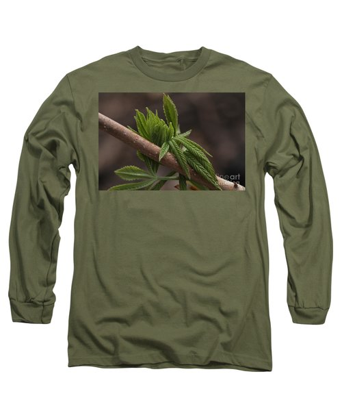 Emergence #2 Long Sleeve T-Shirt
