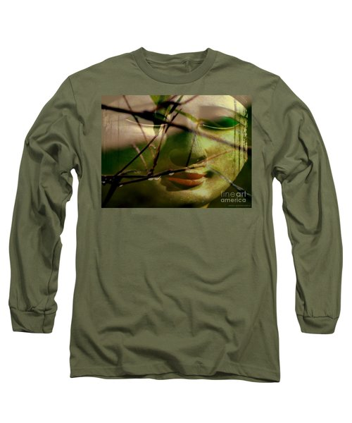 Exotic Beauty Long Sleeve T-Shirt