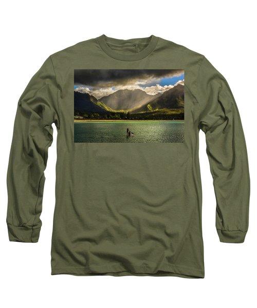 Facing The Storm Long Sleeve T-Shirt