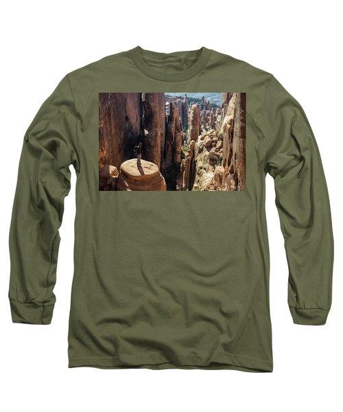 Fiery Furnace Long Sleeve T-Shirt
