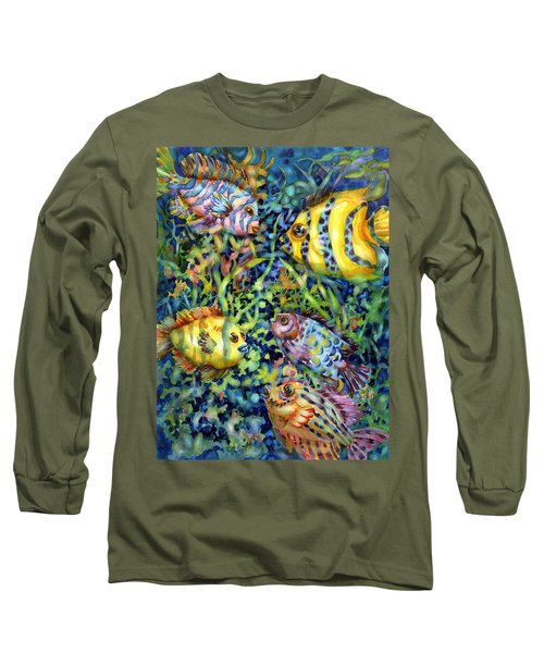 Fish Tales Iv Long Sleeve T-Shirt