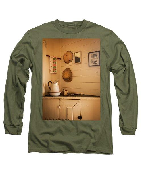 Fort Rock Museum Long Sleeve T-Shirt