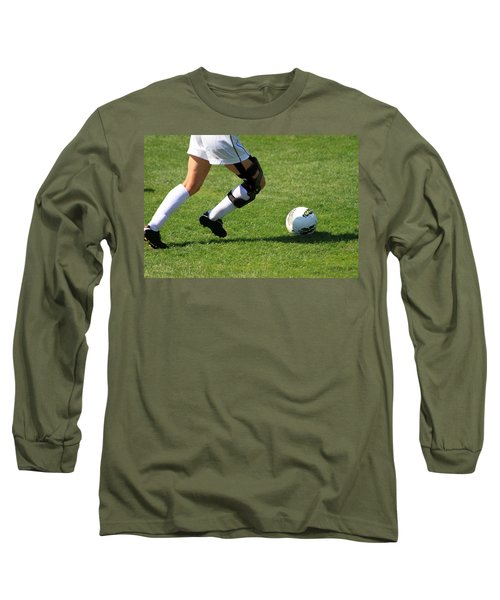 Futbol Long Sleeve T-Shirt
