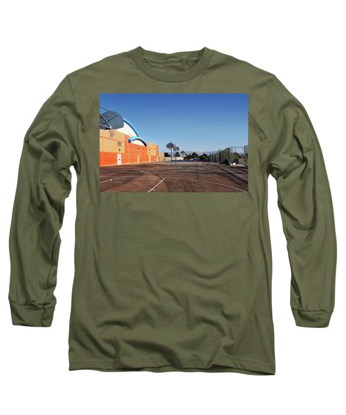Goals In Perspectives Long Sleeve T-Shirt