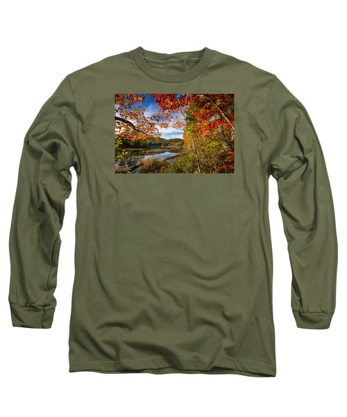 Long Sleeve T-Shirt featuring the photograph Grafton, New Hampshire by Robert Clifford