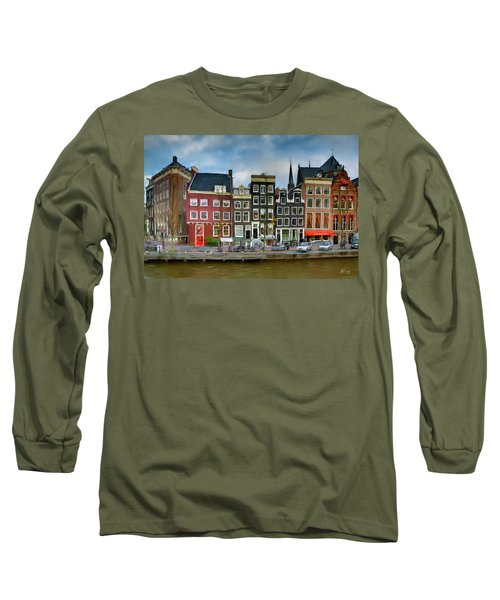 Herengracht 411. Amsterdam Long Sleeve T-Shirt