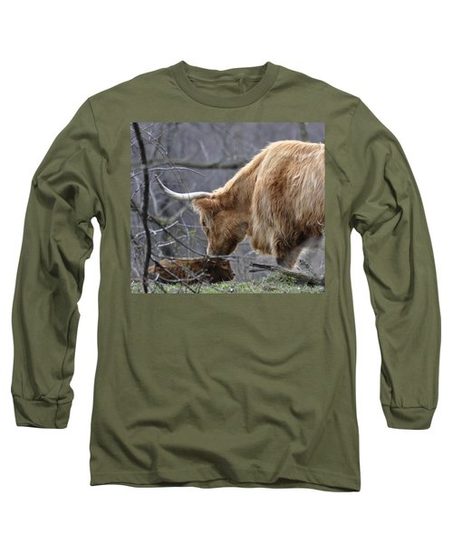 Highland New Born Long Sleeve T-Shirt