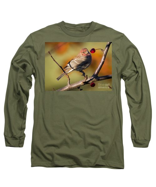 House Finch Long Sleeve T-Shirt