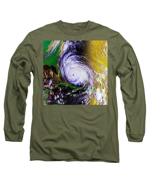 Hurricane Floyd   Long Sleeve T-Shirt