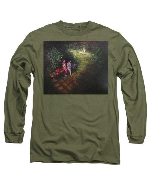 If Cinderella Had A Garden Long Sleeve T-Shirt