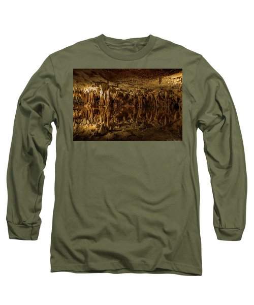 In The Upside-down Long Sleeve T-Shirt
