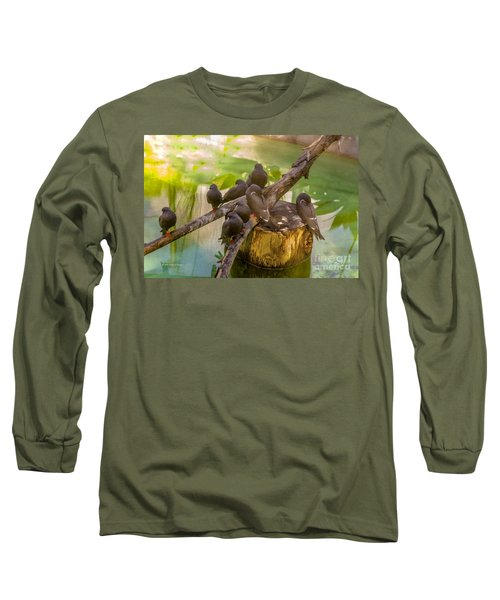 Inca Terns Long Sleeve T-Shirt