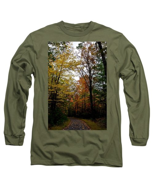 Inside The Color Long Sleeve T-Shirt