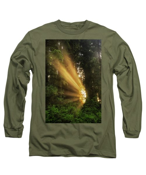 Into The Light Long Sleeve T-Shirt