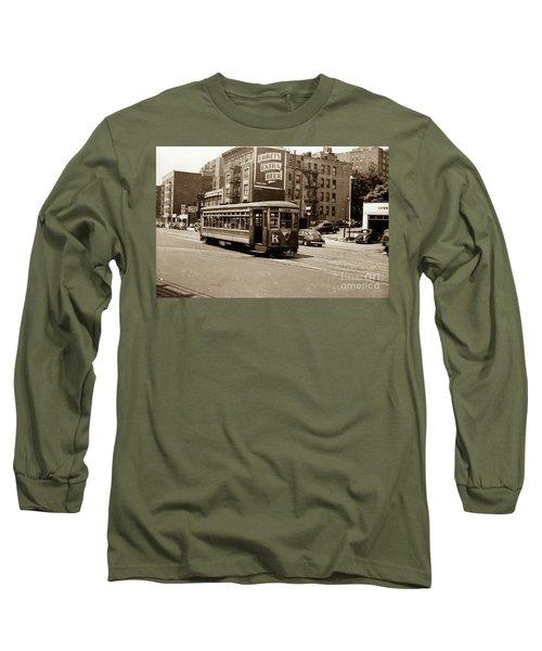 Inwood Trolley Long Sleeve T-Shirt