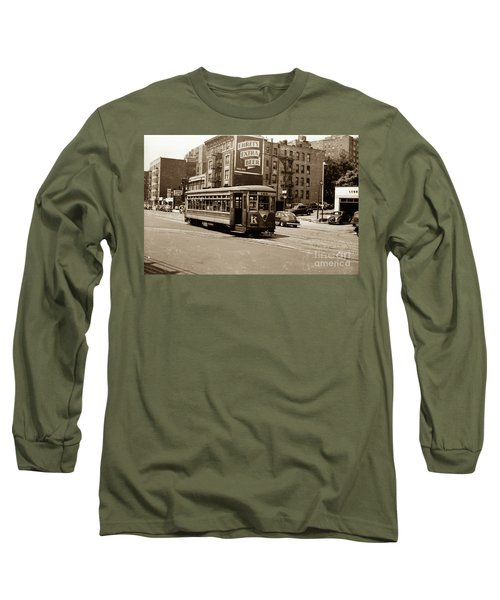 Inwood Trolley Long Sleeve T-Shirt
