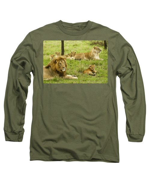 It's All About Family Long Sleeve T-Shirt