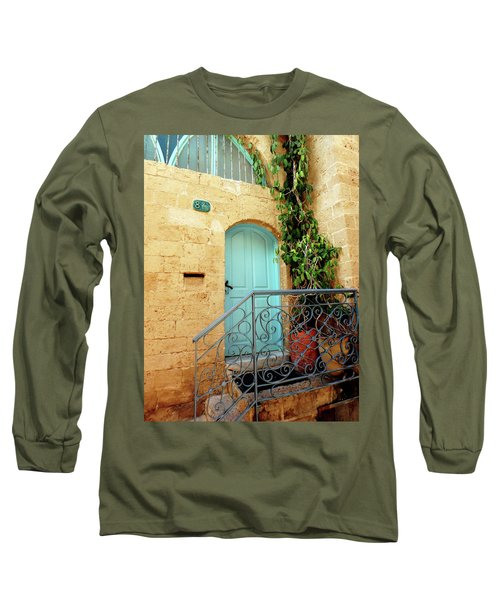Jaffa-israel Long Sleeve T-Shirt
