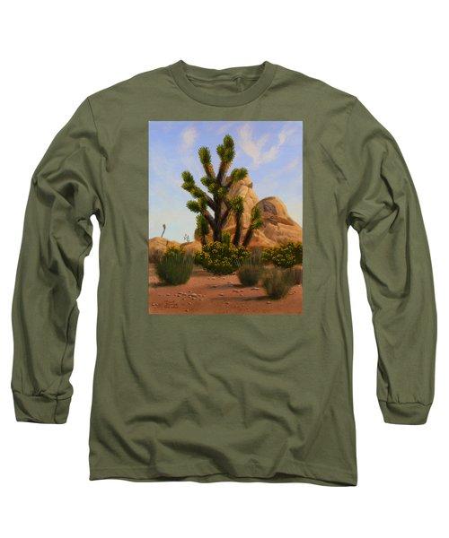 Joshua Tree Long Sleeve T-Shirt