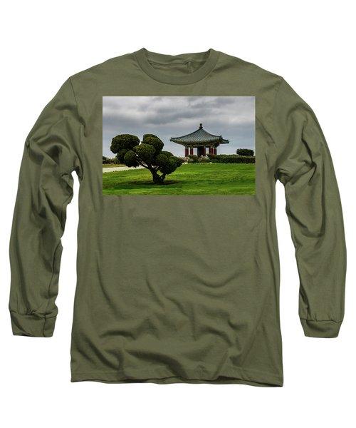Korean Bell Of Friendship Long Sleeve T-Shirt