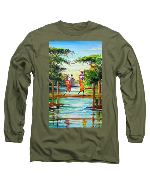 L 115 Long Sleeve T-Shirt