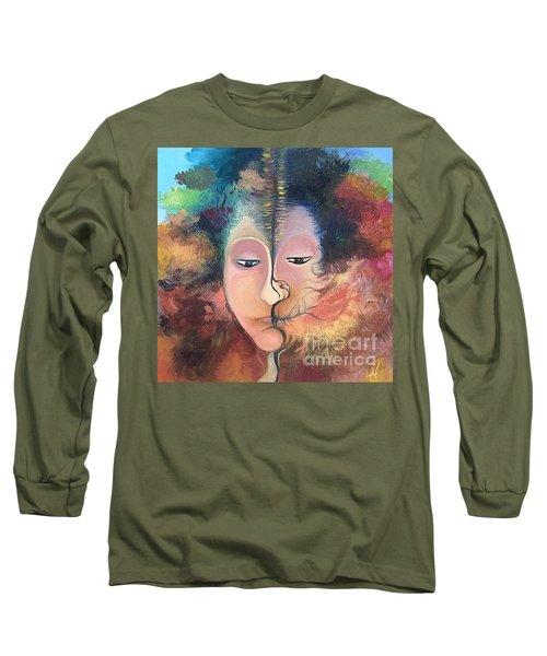 La Fille Foret Long Sleeve T-Shirt