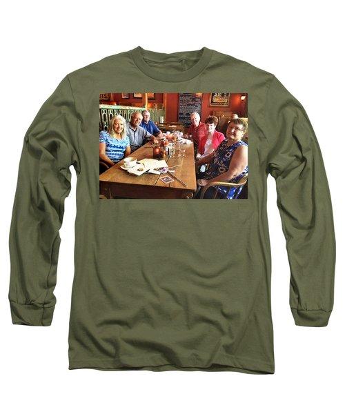 Lassen Hall Reunion Long Sleeve T-Shirt