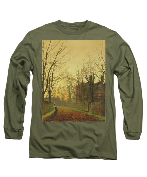 Late October Long Sleeve T-Shirt