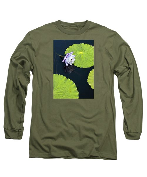 Lily Love Long Sleeve T-Shirt by Suzanne Gaff