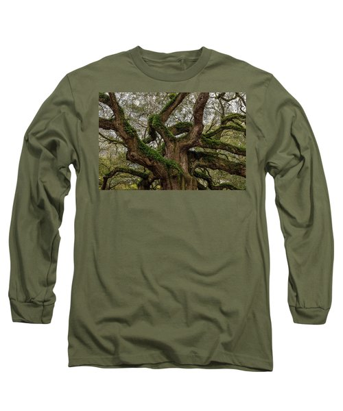 Looking Up..... Long Sleeve T-Shirt